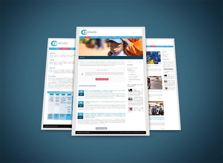 Ivorary I4D : site web